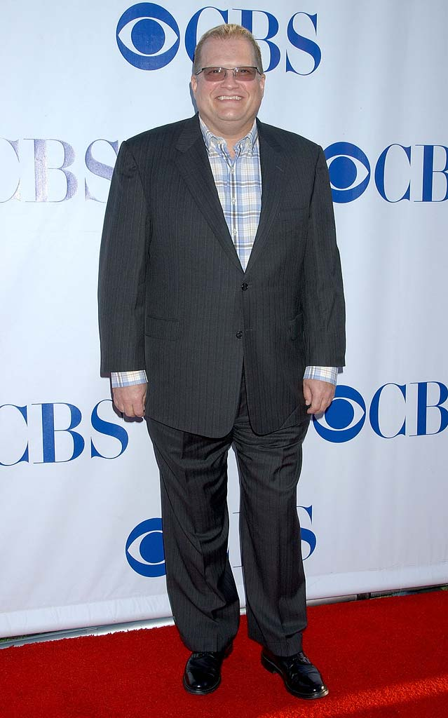"Drew Carey arrives at the ""CBS Summer Press Tour - Stars Party 2007"" at the Wadsworth Theatre."