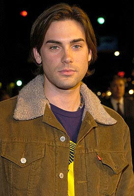 Premiere: Drew Fuller at the LA premiere of Paramount's Paycheck - 12/18/2003