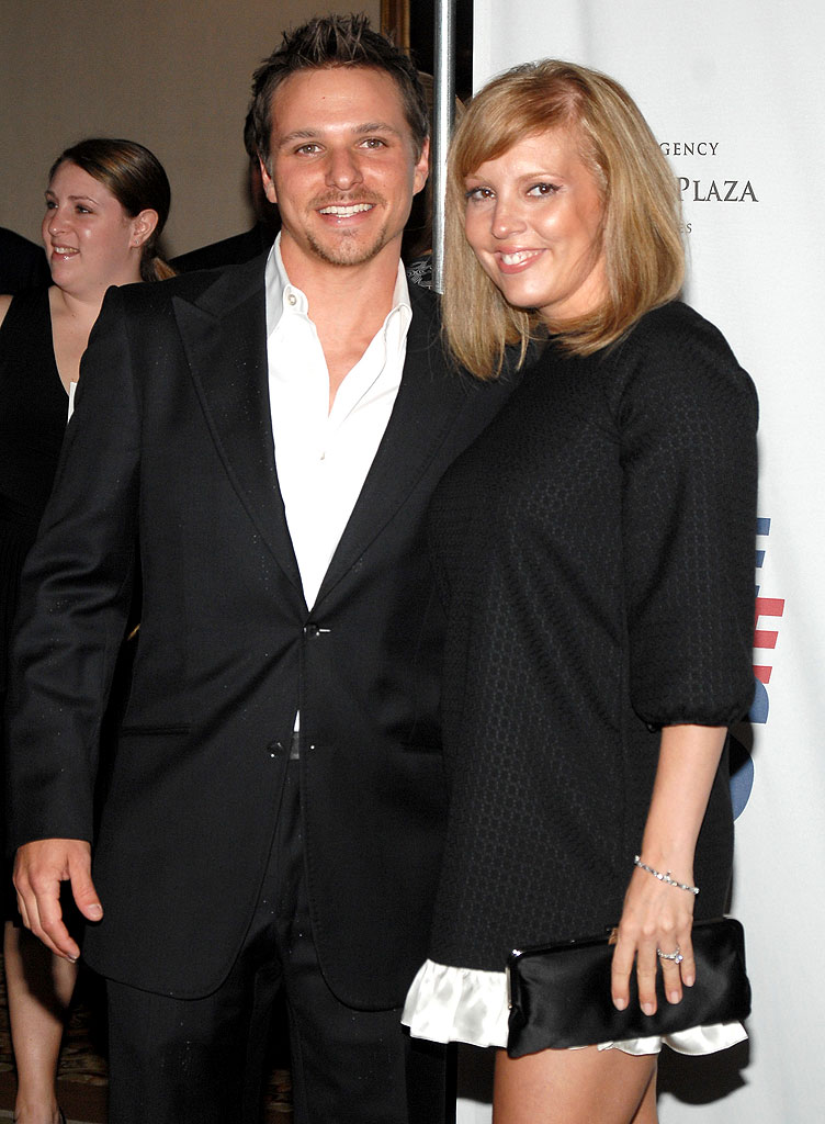 "Drew Lachey  and Lea Lachey at the 14th Annual Race to Erase MS Themed ""Dance to Erase MS""."