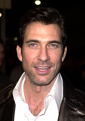 Premiere: Dylan McDermott at the Los Angeles premiere of Warner Brothers' The Pledge - 1/09/2001