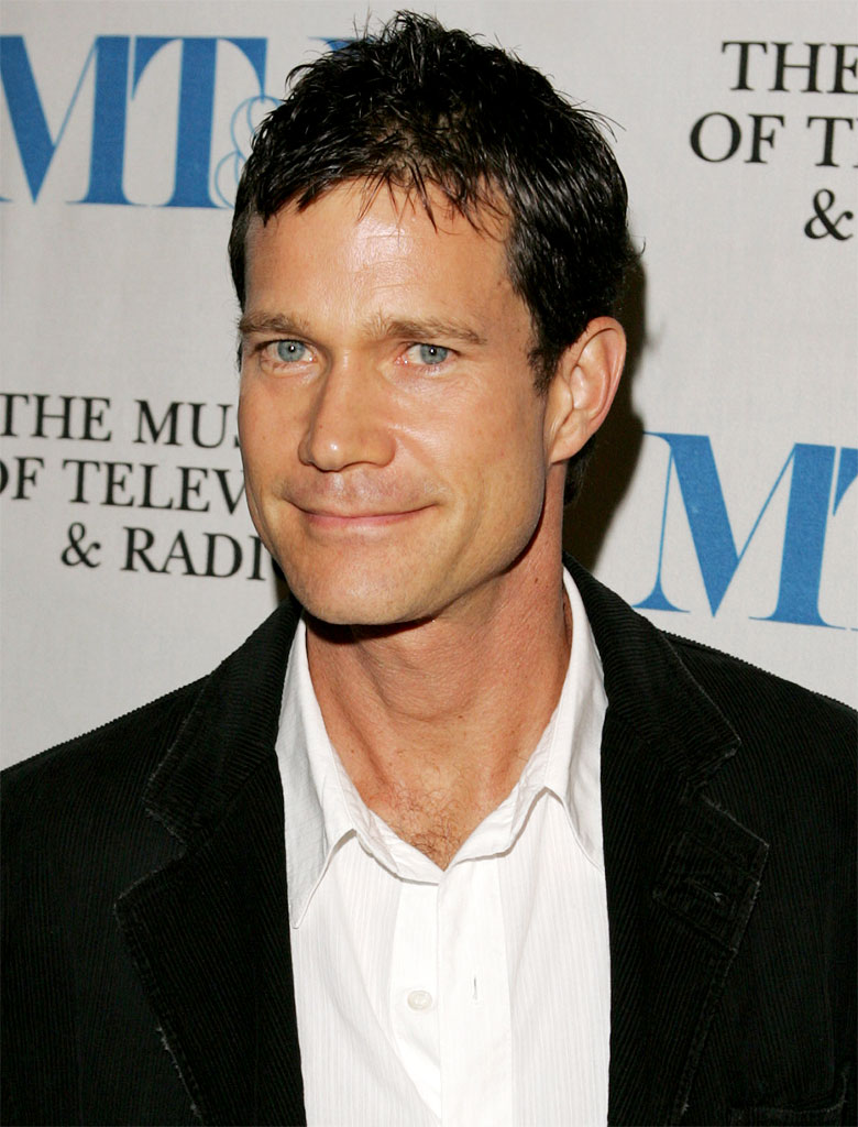 "Dylan Walsh at the  Miami Black and Blue: A Look at ""Nip/Tuck"" on September 19, 2005"
