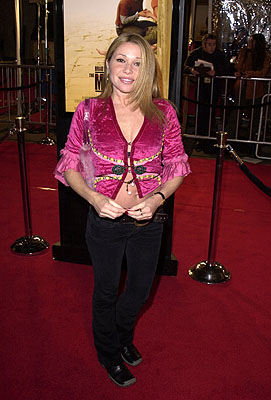 Premiere: Elizabeth Daily at the Mann National Theater premiere of Dreamworks' The Mexican - 2/23/2001