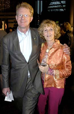 Premiere: Ed Begley Jr. and Karen Murphy at the Hollywood premiere of Warner Bros. A Mighty Wind - 4/14/2003