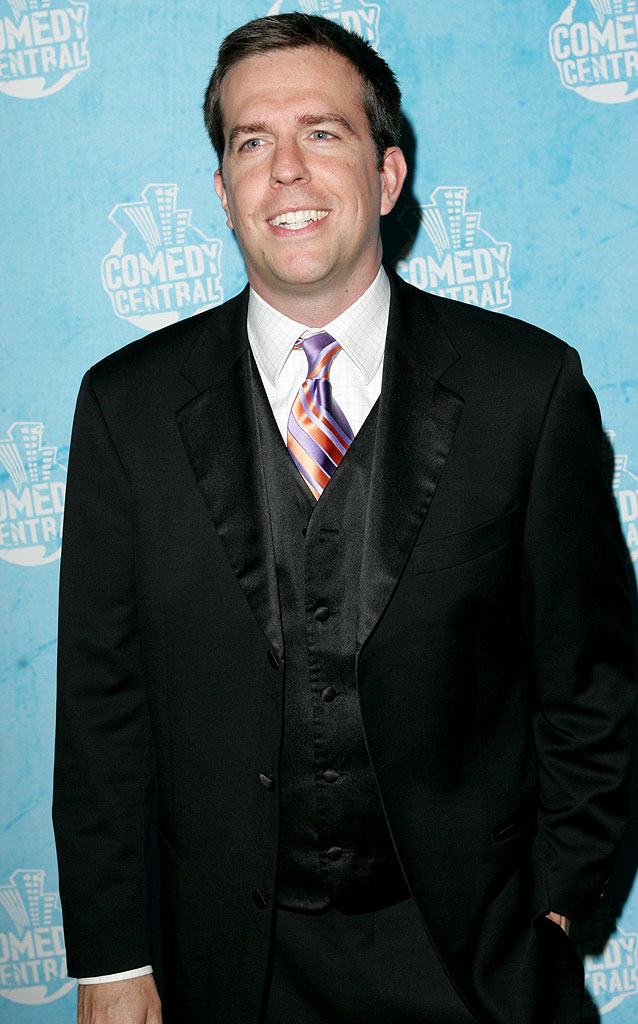 Ed Helms at the 58th Annual Primetime Emmy Awards - Comedy Central After Party.