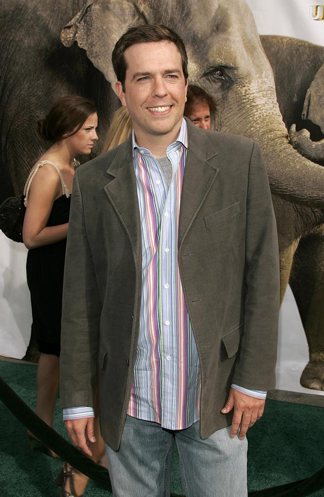 "Ed Helms at the ""Evan Almighty"" World Premiere."