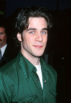 Premiere: Eddie Cahill at the Hollywood premiere of Columbia's Joe Dirt - 4/1/2001