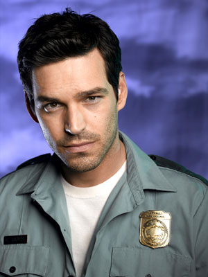 Eddie Cibrian ABC's Invasion