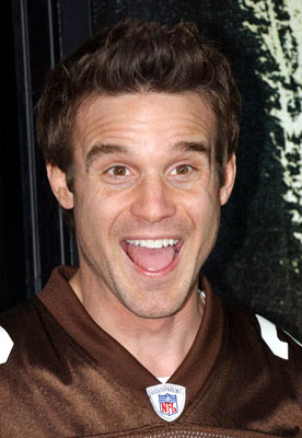 Premiere: Eddie McClintock at the Hollywood premiere of MGM's The Amityville Horror - 4/7/2005