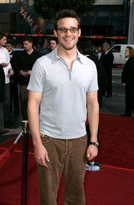 Premiere: Eddie McClintock at the L.A. premiere of Lions Gate's Godsend - 4/22/2004