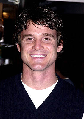 Premiere: Eddie McClintock at the LA premiere of Screen Gems' Resident Evil - 3/12/2002