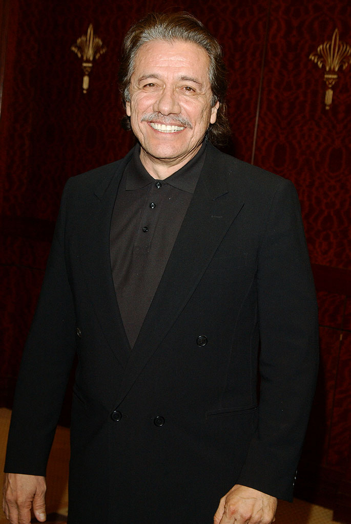 Edward James Olmos at the 20th Annual American Society of Cinematographers Outstanding Achievement Awards.