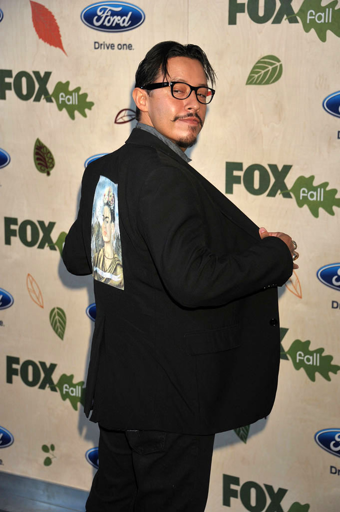 "Efren Ramirez of ""Napoleon Dynamite"" arrives at the 2011 Fox Fall Eco-Casino Party at The BookBindery on September 12, 2011 in Culver City, California."