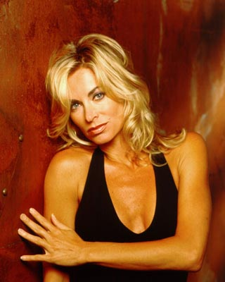 "Eileen Davidson as Ashley Abbott Carlton CBS's ""The Young & The Restless"""