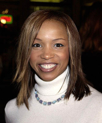Premiere: Elise Neal at the Hollywood premiere of Ali - 12/12/2001