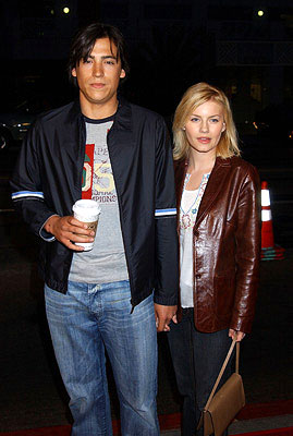 Premiere: Andrew Keegan and Elisha Cuthbert at the LA premiere of Lions Gate's Frailty - 4/9/2002