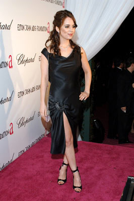 Eliza Dushku 13th Annual Elton John AIDS Foundation Oscar Party West Hollywood, CA - 2/27/05