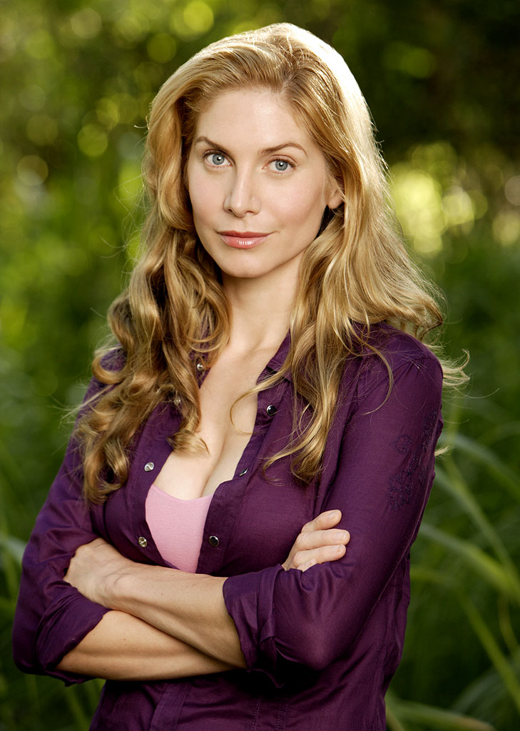 Elizabeth Mitchell stars as Juliet on Lost.