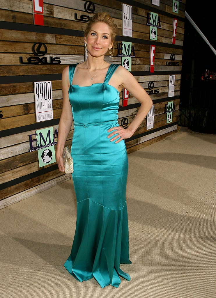 Elizabeth Mitchell at the E! and EMA's 2007 Golden Globe After Party.
