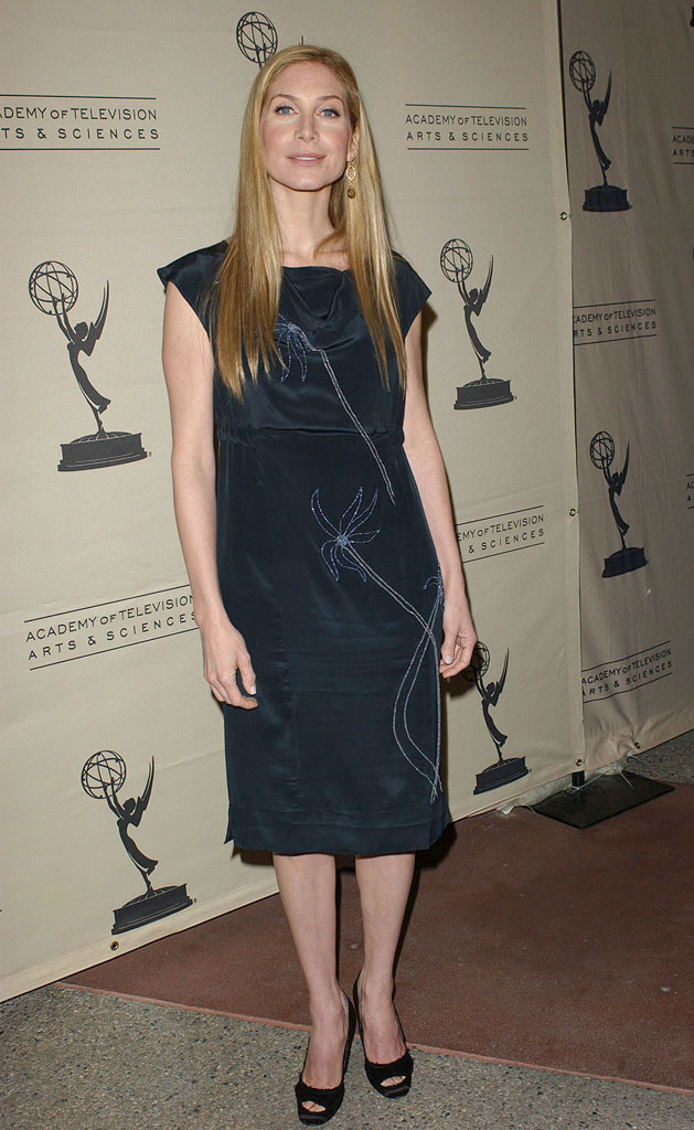 "Elizabeth Mitchell at the Academy of Television & Arts Sciences Presents An Evening with ""Lost"" in North Hollywood, California on January 13, 2007"