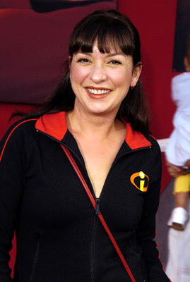 Premiere: Elizabeth Pena at the Hollywood premiere of Disney and Pixar's The Incredibles - 10/24/2004