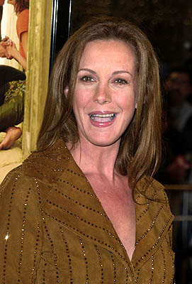 Premiere: Elizabeth Perkins at the Mann National Theater premiere of Dreamworks' The Mexican - 2/23/2001