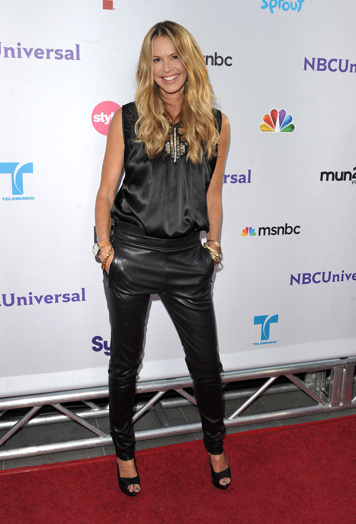 "Elle Macpherson of ""Fashion Star"" attends the NBC Universal Summer TCA 2011 All-Star Party at the SLS Hotel on August 1, 2011 in Los Angeles, California."