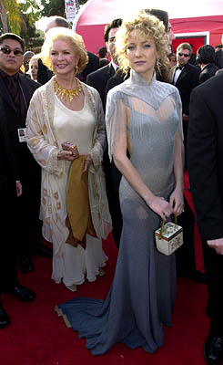 Ellen Burstyn and Kate Hudson 73rd Academy Awards Los Angeles, CA  3/25/2001