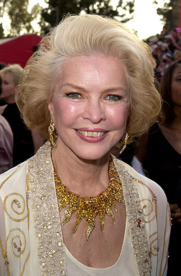 Ellen Burstyn 73rd Academy Awards Los Angeles, CA  3/25/2001