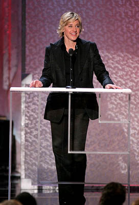 Ellen DeGeneres Screen Actors Guild Awards - 2/5/2005