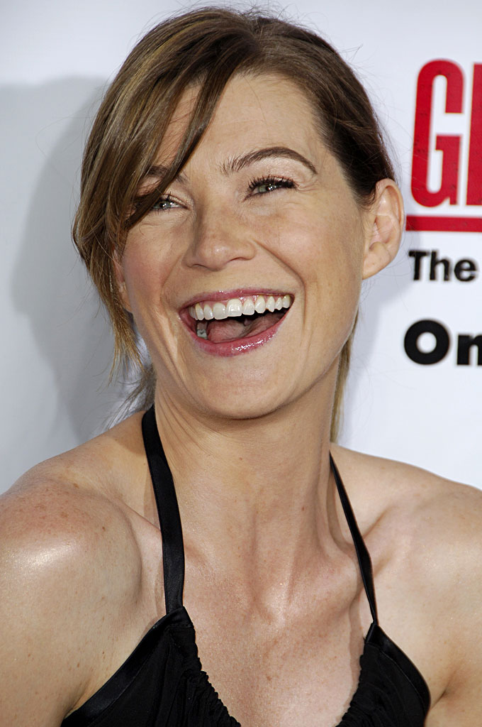 Ellen Pompeo at the Grey's Anatomy The Complete Second Season - Uncut DVD Launch Event.