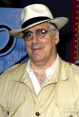 Premiere: Elliott Gould at the Hollywood premiere of Touchstone Pictures' Mr. 3000 - 9/8/2004