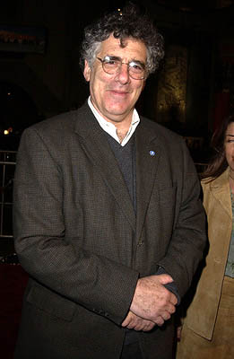 Premiere: Elliott Gould at the Hollywood premiere of Vanilla Sky - 12/10/2001