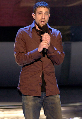 Elliott Yamin performs on April 4 FOX's American Idol