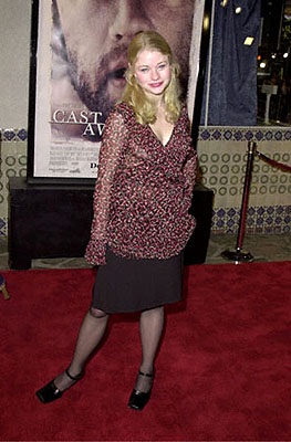 Premiere: Emilie deRavin at the Westwood premiere of 20th Century Fox's Cast Away - 12/7/2000