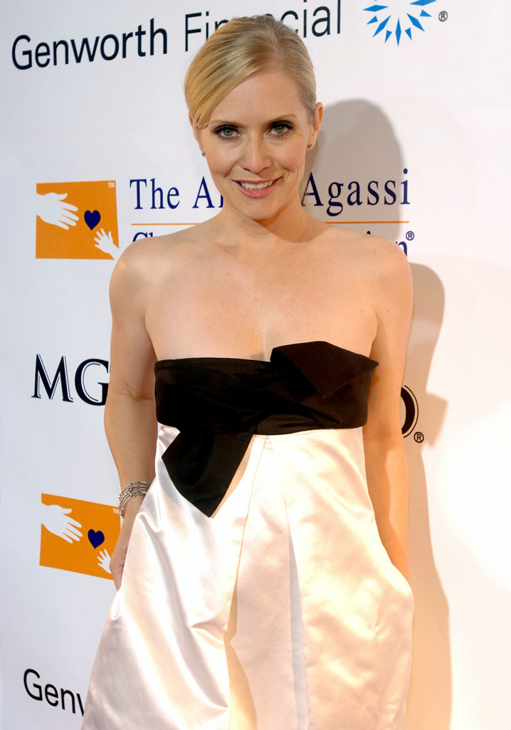 "Emily Procter at The Andre Agassi Charitable Foundation's 11th Annual ""Grand Slam for Children"" Fundraiser.  October 7, 2006"