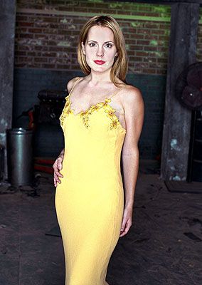 Emma Caulfield as Anya on Buffy The Vampire Slayer