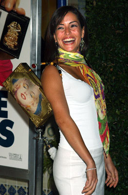 Premiere: Emmanuelle Vaugier at the Los Angeles premiere of Columbia Pictures' White Chicks - 6/16/2004