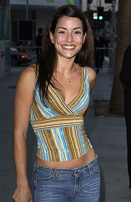 Premiere: Emmanuelle Vaugier at the LA premiere of New Line's Freddy vs. Jason - 8/13/2003