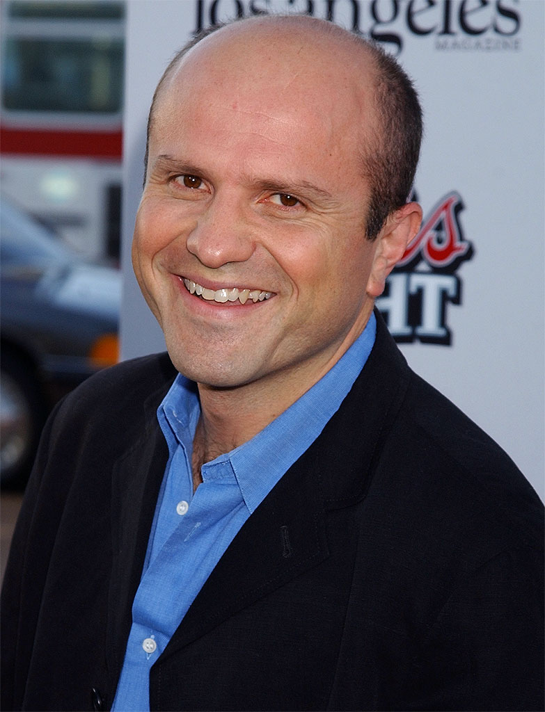 "Enrico Colantoni at the ""Full Frontal"" Premiere on July 23, 2002"