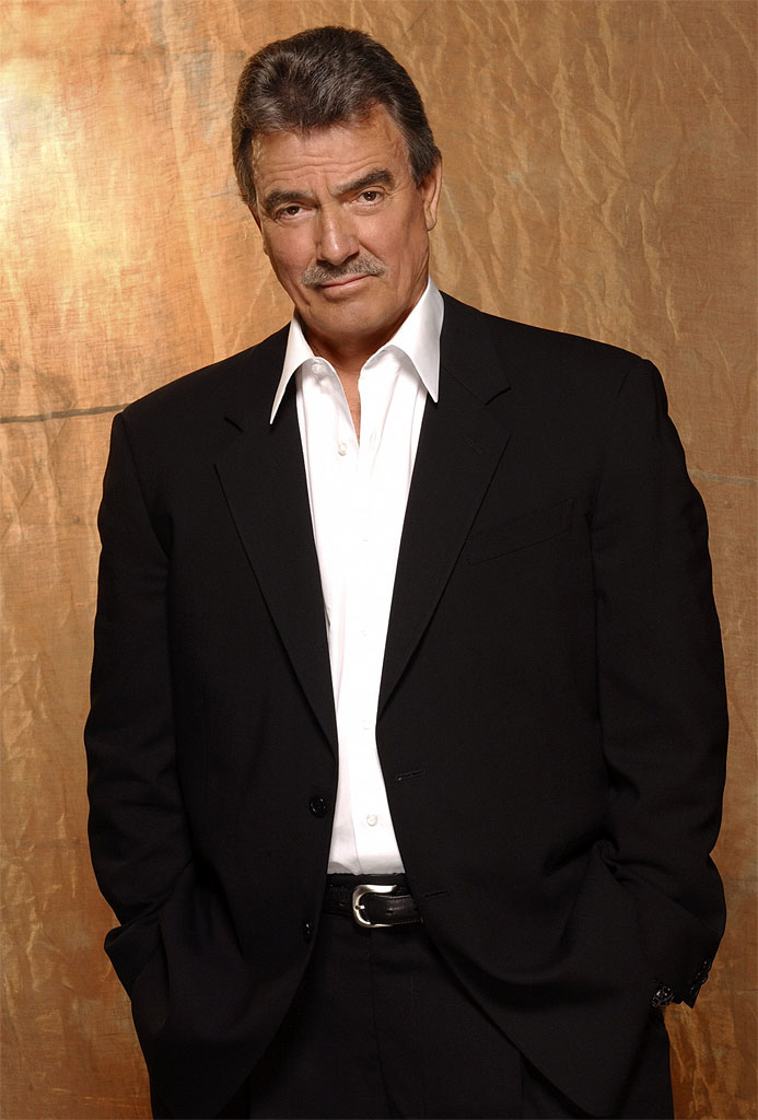 Eric Braeden stars as Victor Newman in The Young and the Restless on CBS.