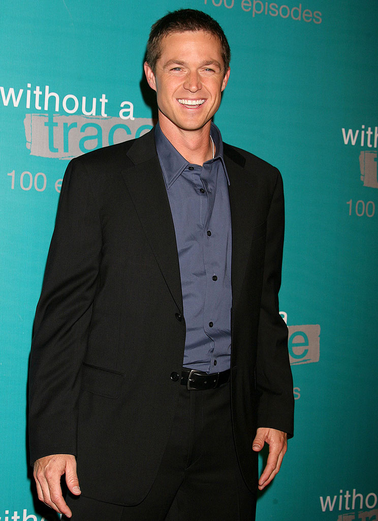 "Eric Close at the ""Without A Trace"" 100th Episode Party."