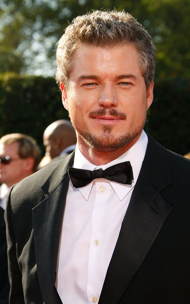 Eric Dane arrives at the 59th Annual Primetime Emmy Awards at the Shrine Auditorium on September 16, 2007 in Los Angeles, California.