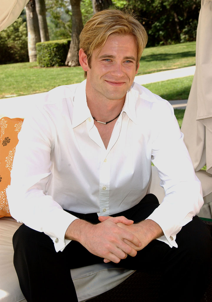 Eric Johnson of Flash Gordon at NBC's Summer Press Day 2007.