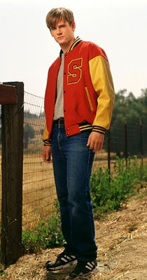 Eric Johnson as Whitney Fordman WB's Smallville
