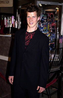 Premiere: Eric Mabius at the LA premiere of Screen Gems' Resident Evil - 3/12/2002