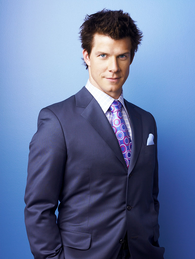 Eric Mabius stars as Daniel Meade on the ABC Television Network's Ugly Betty.