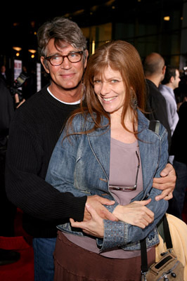 Premiere: Eric Roberts and Eliza Roberts at the LA premiere of Universal's American Dreamz - 4/11/2006