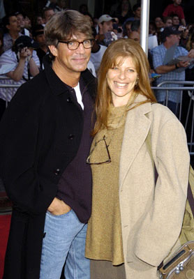 Premiere: Eric Roberts and Eliza Roberts at the Hollywood premiere of Disney and Pixar's The Incredibles - 10/24/2004