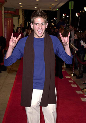 Premiere: Eric Szmanda at the Westwood premiere of Dimension's Get Over It - 3/8/2001