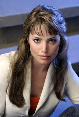 Erica Durance The WB's Smallville